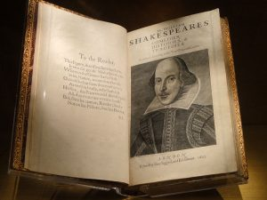 First_Folio_-_Folger_Shakespeare_Library_-_DSC09660
