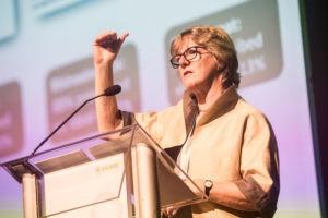 Prof. Dame Sally Davies, Chief Medical Officer, United Kingdom
