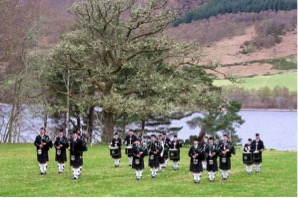 pipers piping