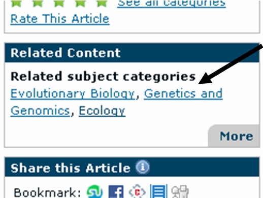 related-subject-categories