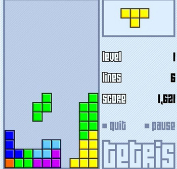 Tetris | Addicted by©sammie, http://www.flickr.com/photos/and-i-love-it/3932812676/